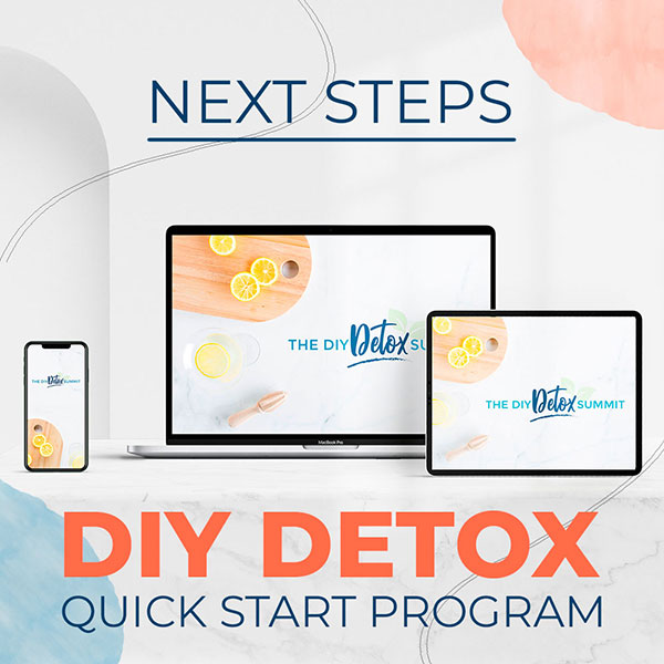 DIY Detox Next Steps Mini-Course
