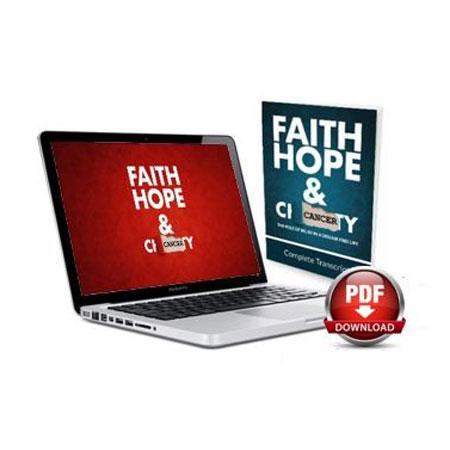 Faith, Hope and Cancer: The three-part documentary film
